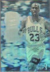 1991-92 Upper Deck International Award Winner Holograms #2 Michael Jordan MVP