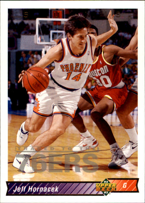 1992-93 Upper Deck #22 Jeff Hornacek