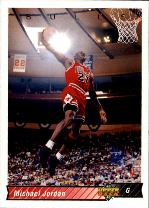 1992-93 Upper Deck #23 Michael Jordan
