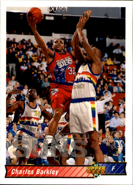 1992-93 Upper Deck #26 Charles Barkley