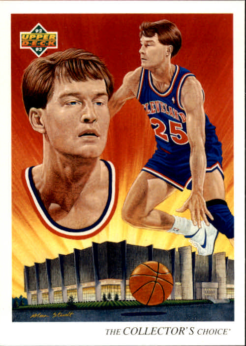1992-93 Upper Deck #38 Mark Price TC