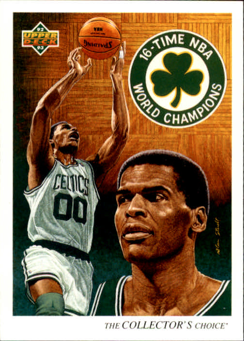 1992-93 Upper Deck #39 Robert Parish TC
