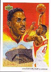 1992-93 Upper Deck #41 Kevin Willis TC