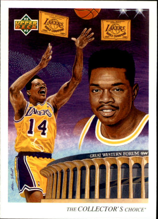 1992-93 Upper Deck #47 Sam Perkins TC