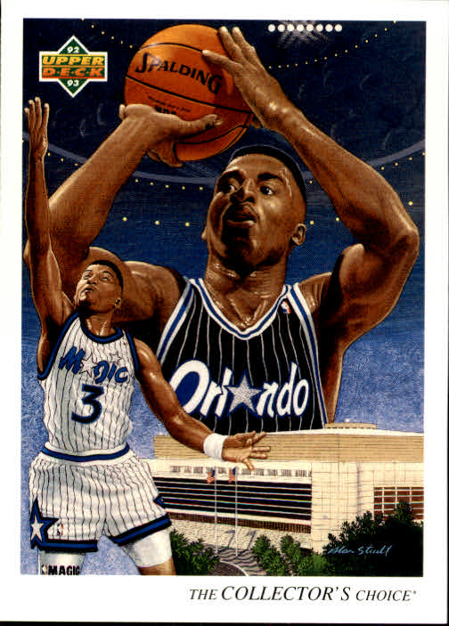 1992-93 Upper Deck #48 Dennis Scott TC
