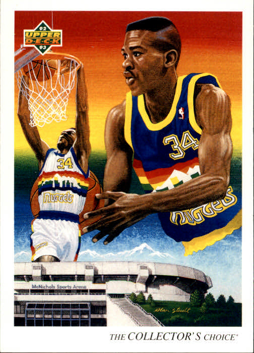 1992-93 Upper Deck #51 Reggie Williams TC