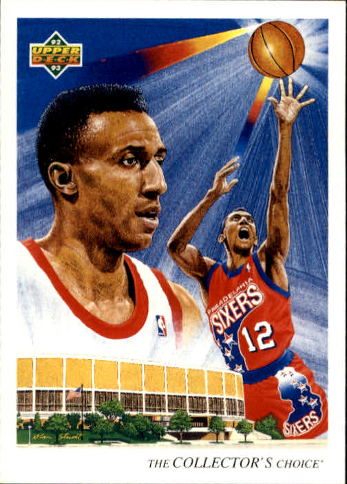 1992-93 Upper Deck #55 Johnny Dawkins TC