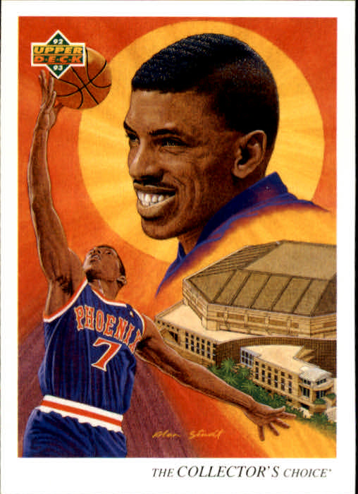 1992-93 Upper Deck #57 Kevin Johnson TC