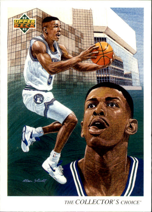1992-93 Upper Deck #59 Doug West TC