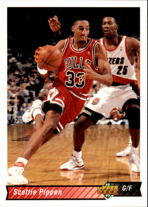 1992-93 Upper Deck #133 Scottie Pippen