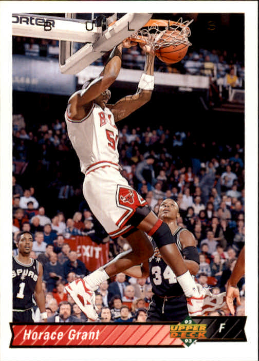 1992-93 Upper Deck #135 Horace Grant