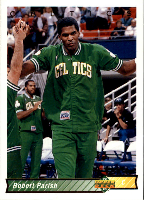 1992-93 Upper Deck #179 Robert Parish