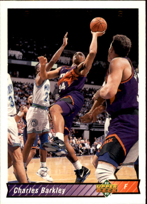 1992-93 Upper Deck #334 Charles Barkley