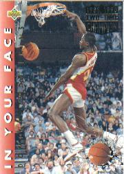1992-93 Upper Deck #454B D.Wilkins FACE 85 COR