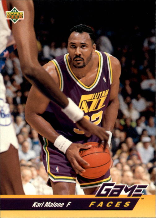 1992-93 Upper Deck #489 Karl Malone GF