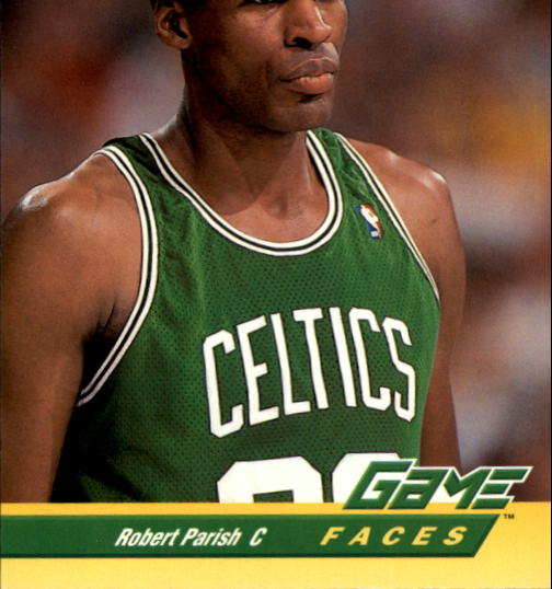 1992-93 Upper Deck #493 Robert Parish GF