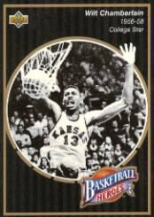1992-93 Upper Deck Wilt Chamberlain Heroes #10 Wilt Chamberlain