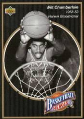 1992-93 Upper Deck Wilt Chamberlain Heroes #11 Wilt Chamberlain