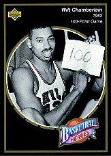 1992-93 Upper Deck Wilt Chamberlain Heroes #13 Wilt Chamberlain