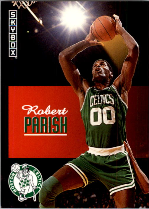 1992-93 SkyBox #17 Robert Parish