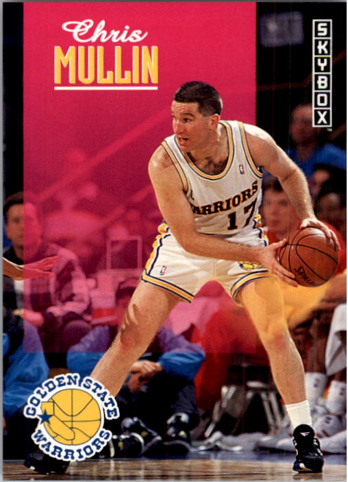 1992-93 SkyBox #83 Chris Mullin