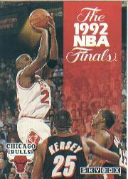 1992-93 SkyBox #314 Michael Jordan MVP
