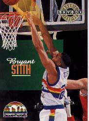 1992-93 SkyBox #337 Bryant Stith SP RC