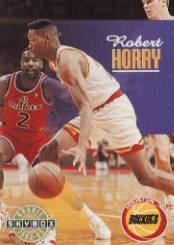 1992-93 SkyBox #345 Robert Horry SP RC