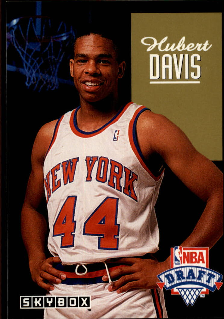 1992-93 SkyBox Draft Picks #DP20 Hubert Davis