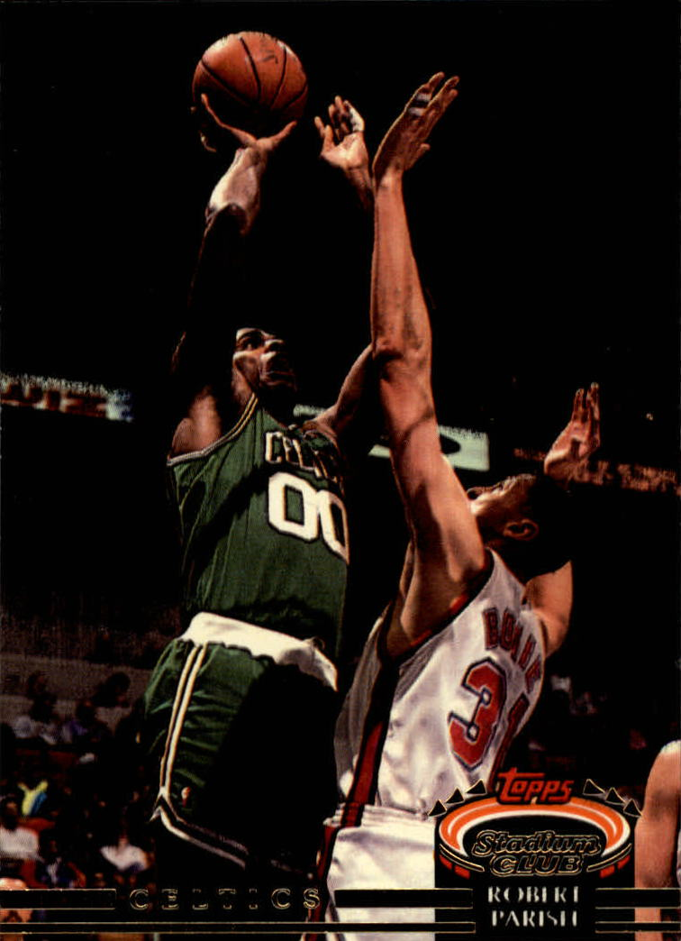 1992-93 Stadium Club #63 Robert Parish