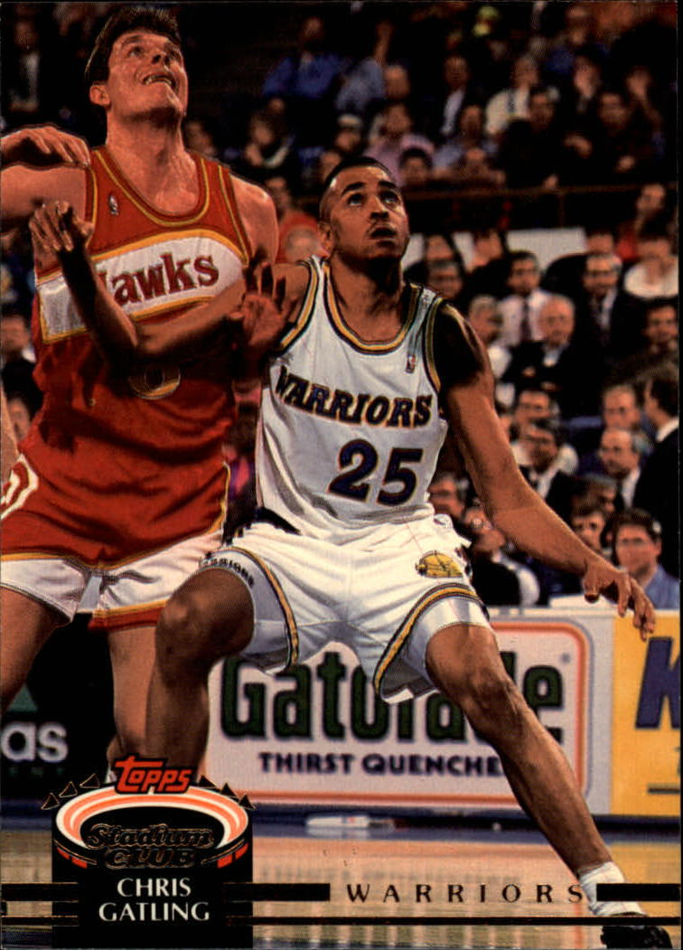 1992-93 Stadium Club #74 Chris Gatling