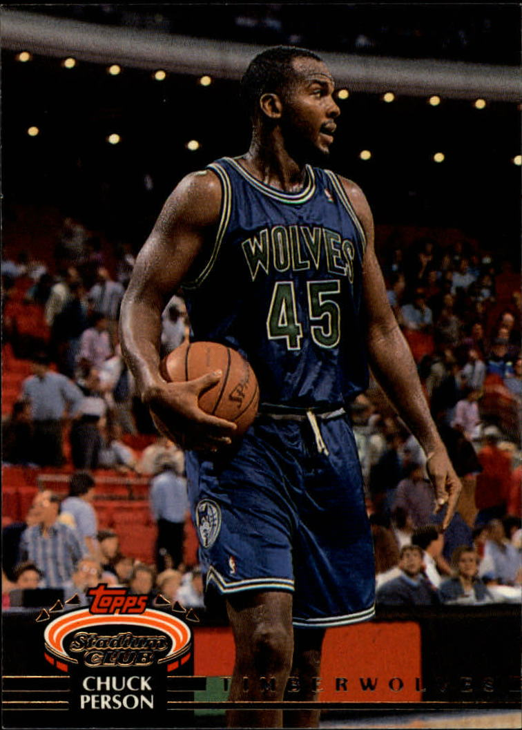 1992-93 Stadium Club #364 Chuck Person