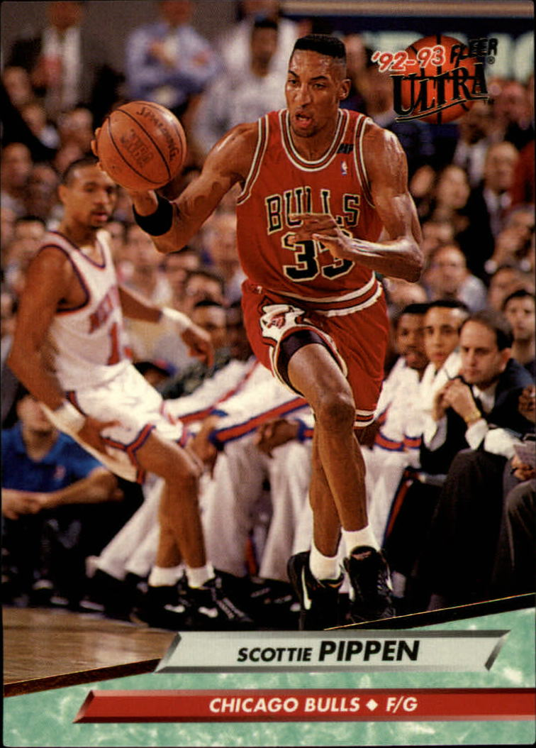 1992-93 Ultra #31 Scottie Pippen