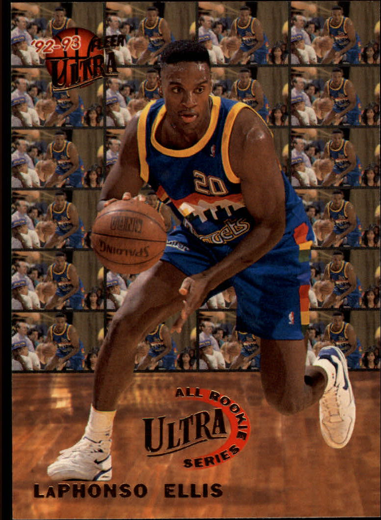 1992-93 Ultra All-Rookies #1 LaPhonso Ellis