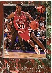1992-93 Ultra Scottie Pippen #1 Scottie Pippen