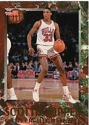 1992-93 Ultra Scottie Pippen #2 Scottie Pippen
