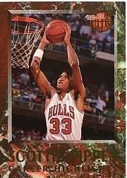 1992-93 Ultra Scottie Pippen #3 Scottie Pippen
