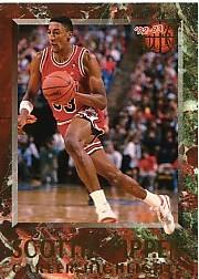 1992-93 Ultra Scottie Pippen #4 Scottie Pippen