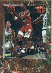 1992-93 Ultra Scottie Pippen #5 Scottie Pippen
