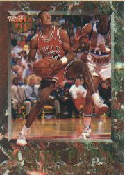 1992-93 Ultra Scottie Pippen #6 Scottie Pippen