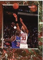 1992-93 Ultra Scottie Pippen #7 Scottie Pippen
