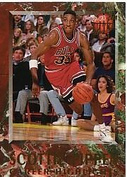 1992-93 Ultra Scottie Pippen #8 Scottie Pippen