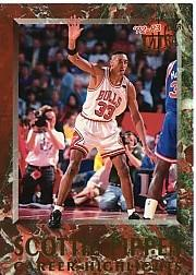 1992-93 Ultra Scottie Pippen #9 Scottie Pippen