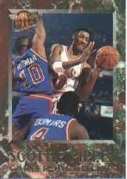 1992-93 Ultra Scottie Pippen #11 Scottie Pippen