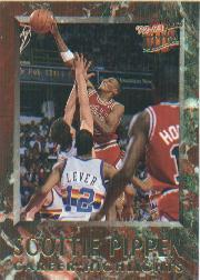 1992-93 Ultra Scottie Pippen #12 Scottie Pippen