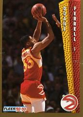 1992-93 Fleer #2 Duane Ferrell