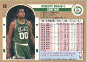 1992-93 Fleer #18 Robert Parish