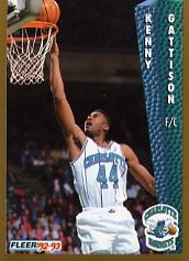1992-93 Fleer #23 Kenny Gattison