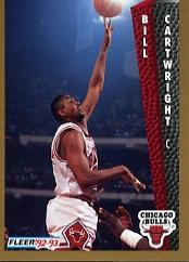 1992-93 Fleer #29 Bill Cartwright