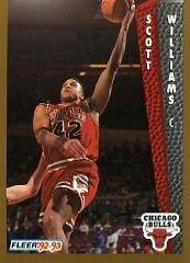 1992-93 Fleer #37 Scott Williams